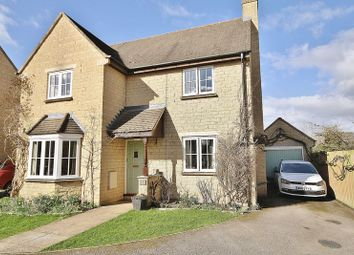 Thumbnail 4 bed detached house for sale in Bartholomew Close, Ducklington, Witney