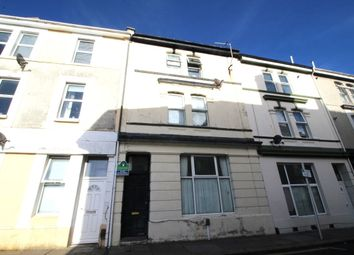 Thumbnail 1 bed flat to rent in Radford Road, The Hoe, Plymouth