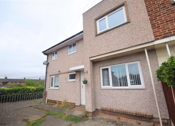 Thumbnail 3 bed semi-detached house for sale in Ceiriog Road, Wrexham