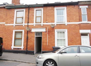 Thumbnail 4 bed terraced house for sale in Lyndhurst Street, Derby