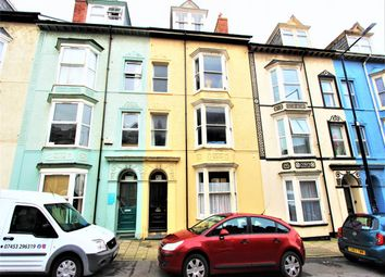 Thumbnail 1 bed flat to rent in Top Floor, 40 South Road, Aberystwyth