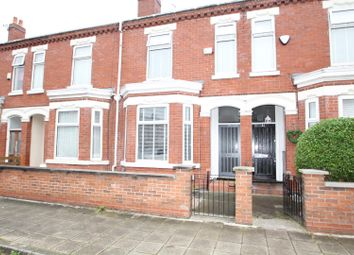 Thumbnail 3 bedroom terraced house for sale in North Lonsdale Street, Stretford, Manchester