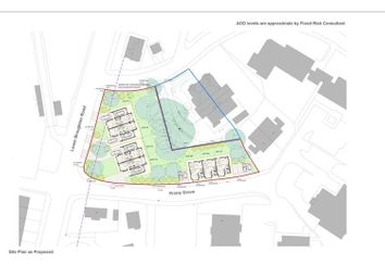 Thumbnail Land for sale in The Priory, Salford