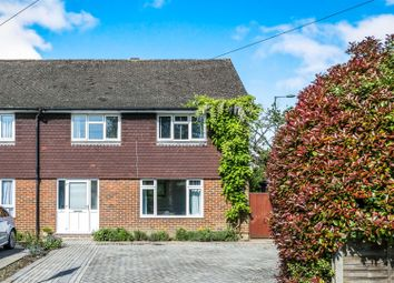 3 bed end terrace house for sale in Bletchingley Close, Merstham, Surrey RH1