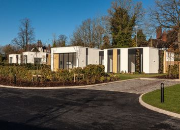 Thumbnail 4 bed detached house to rent in Harden Park, Alderley Edge