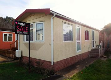 Thumbnail 1 bed property for sale in The Walled Garden, Newport Park, Topsham
