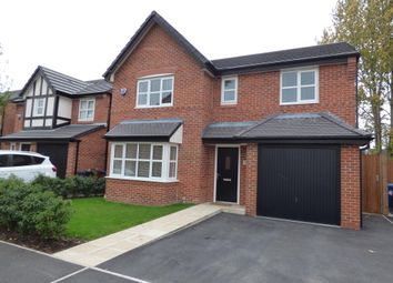 Thumbnail 4 bed detached house for sale in Raisbeck Road, Stockport