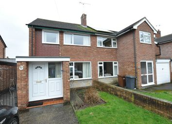 Thumbnail 3 bed semi-detached house for sale in Church Lane, Barton Under Needwood, Burton-On-Trent