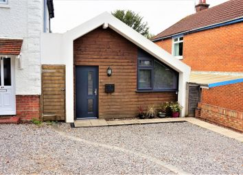 Thumbnail 1 bed detached bungalow for sale in Woodmill Lane, Southampton