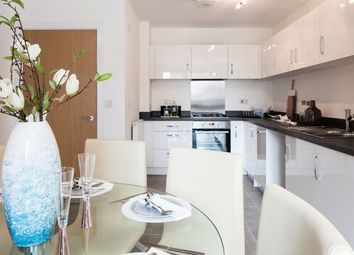 Thumbnail 2 bed flat for sale in Brunswick Road, Gloucester