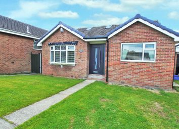 Thumbnail 2 bed detached bungalow for sale in Bramley Grange Crescent, Bramley, Rotherham