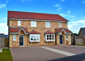 Thumbnail 3 bed semi-detached house for sale in The Chatton, Yeavering Court, Belford