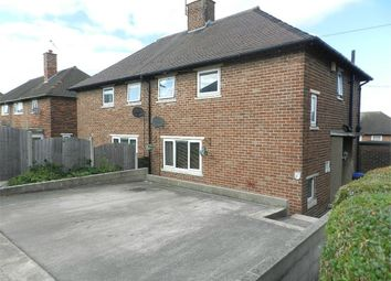 Thumbnail 2 bed semi-detached house for sale in East Glade Road, Birley, Sheffield, South Yorkshire