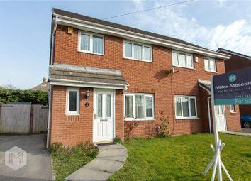 Thumbnail 3 bed semi-detached house for sale in Oak Avenue, Golborne, Warrington, Greater Manchester