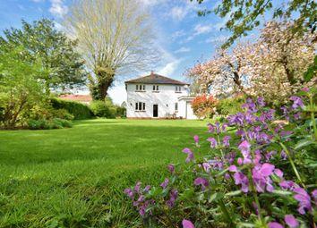 Thumbnail 5 bed detached house for sale in Sherborne St John, Basingstoke