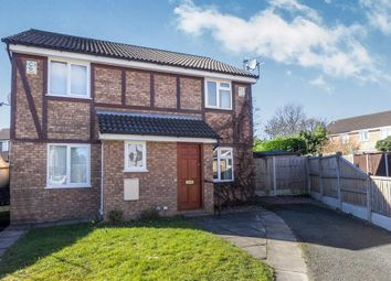 Thumbnail 2 bed semi-detached house to rent in Oakworth Drive, New Ferry, Wirral