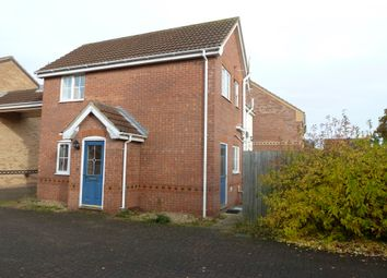 Thumbnail 2 bed end terrace house to rent in Graye Drive, Louth