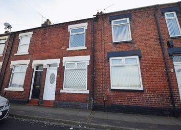Thumbnail 3 bed terraced house for sale in Regina Street, Smallthorne, Stoke-On-Trent