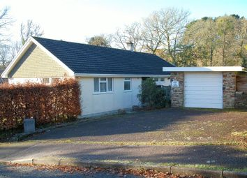 Thumbnail 3 bed detached bungalow for sale in Lerryn, Lostwithiel