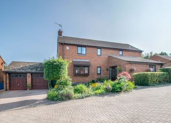 4 bed detached house for sale in Tanwood Close, Callow Hill, Redditch B97