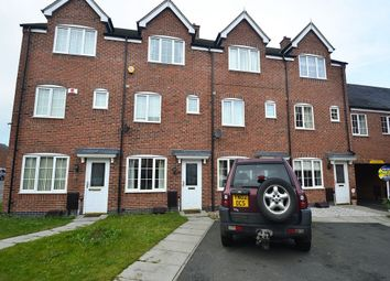 Thumbnail 3 bed mews house to rent in Berrywell Drive, Barwell, Leicestershire