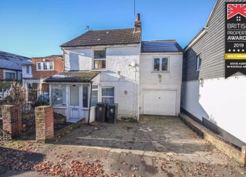 Thumbnail 3 bed detached house for sale in Woodgreen Road, Waltham Abbey