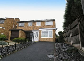 Thumbnail 3 bed semi-detached house for sale in Brierley Hill, Quarry Bank, Lynval Road