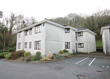 Thumbnail 1 bed flat for sale in Woodside Court, Underwood Road, Plympton