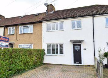 3 bed terraced house for sale in Lennard Road, Dunton Green, Sevenoaks TN13