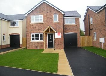 Thumbnail 4 bed detached house for sale in Trinity Fields, Rookery Rise, Winsford