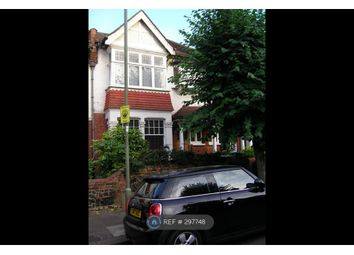 Thumbnail 4 bed terraced house to rent in Dudley Road, London