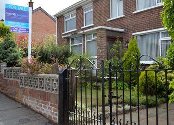 Thumbnail 3 bedroom semi-detached house for sale in Elmfield Road, Glengormley
