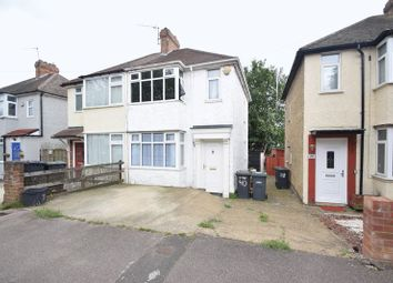 Thumbnail 2 bed semi-detached house for sale in Third Avenue, Luton