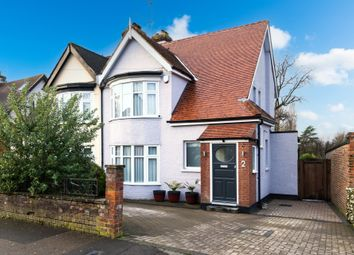 4 bed semi-detached house for sale in Melrose Avenue, Borehamwood WD6