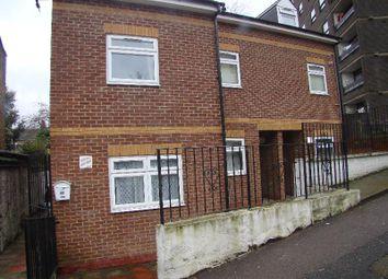 Thumbnail 1 bed flat to rent in Harrington Hill, London