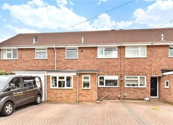 Thumbnail 3 bed terraced house for sale in Fox Drive, Yateley, Hampshire