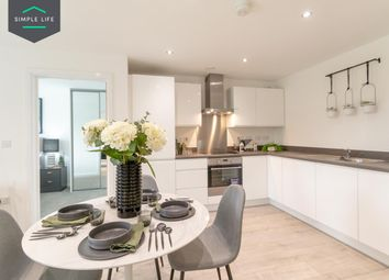 Thumbnail 2 bed flat to rent in Empyrean, 9 Clarence Street, Salford