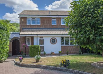 Thumbnail 4 bedroom detached house for sale in Goldfinch Close, Orpington, Kent