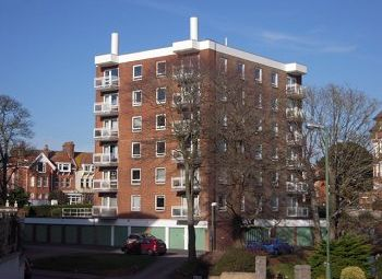 Thumbnail 2 bedroom flat to rent in St James Court, Owls Road, Boscombe, Dorset