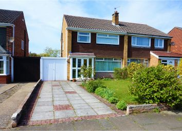Thumbnail 3 bed semi-detached house for sale in Gleneagles Drive, Southport
