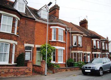 Thumbnail 5 bed terraced house for sale in Kings Lynn, Norfolk