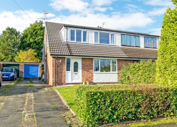 Thumbnail 3 bed semi-detached house for sale in Mansefield Road, Kingsley, Frodsham
