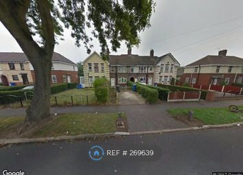 Thumbnail 3 bed terraced house to rent in Homestead Rd, Sheffield