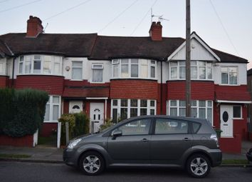 Thumbnail 3 bedroom terraced house for sale in 3 Bedroom House, Lancelot Road, Wembley