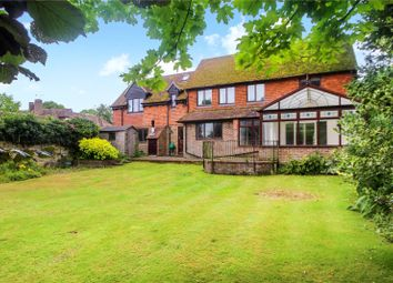 Thumbnail 4 bed detached house for sale in Lewes Road, Horsted Keynes, Haywards Heath