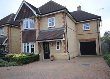 Thumbnail 5 bedroom link-detached house for sale in Nancy Edwards Place, Chelmsford