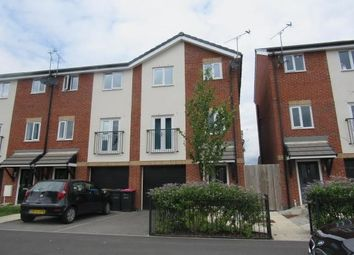 Thumbnail 3 bed town house to rent in Robert Hall Street, Salford