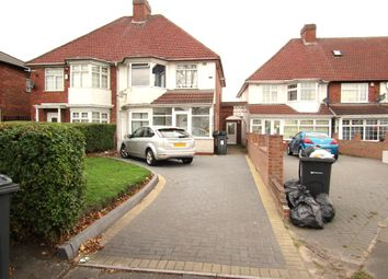 Thumbnail 3 bed semi-detached house for sale in Belchers Lane, Bordesley Green, Birmingham