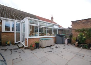 Thumbnail 2 bedroom semi-detached bungalow for sale in Hampshire Place, Blackpool