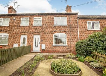 Thumbnail 3 bed terraced house for sale in Heath Lane, Chester